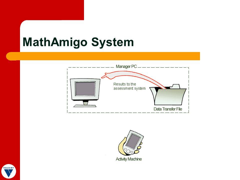 MathAmigo System