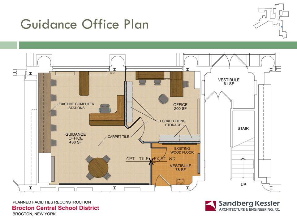 Guidance Office Plan