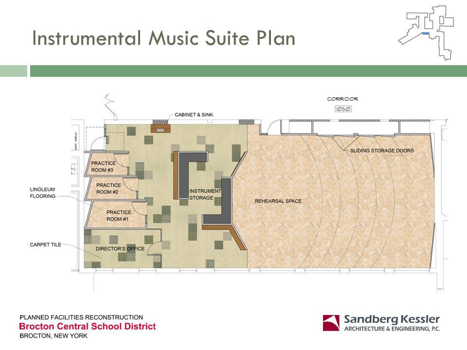 Instrumental Music Suite Plan