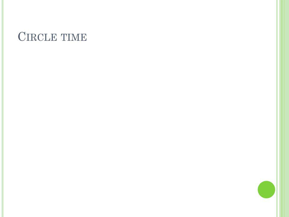 C IRCLE TIME
