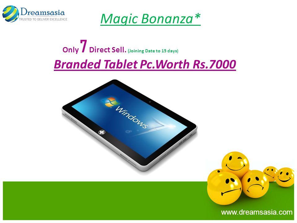 Magic Bonanza* Only 7 Direct Sell.
