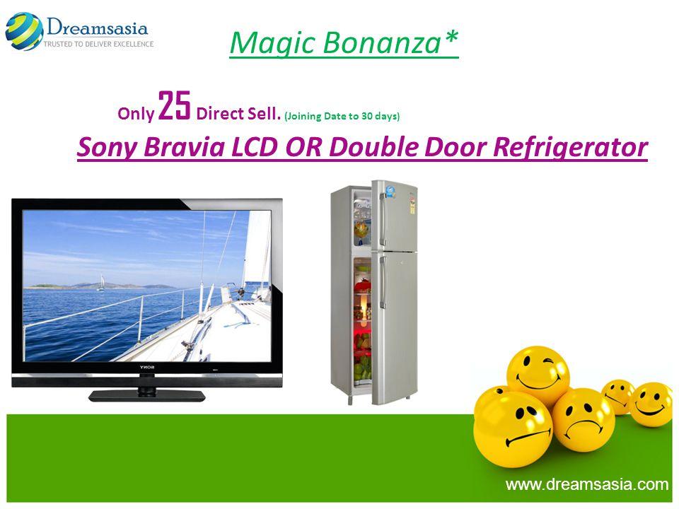 Magic Bonanza* Only 25 Direct Sell.