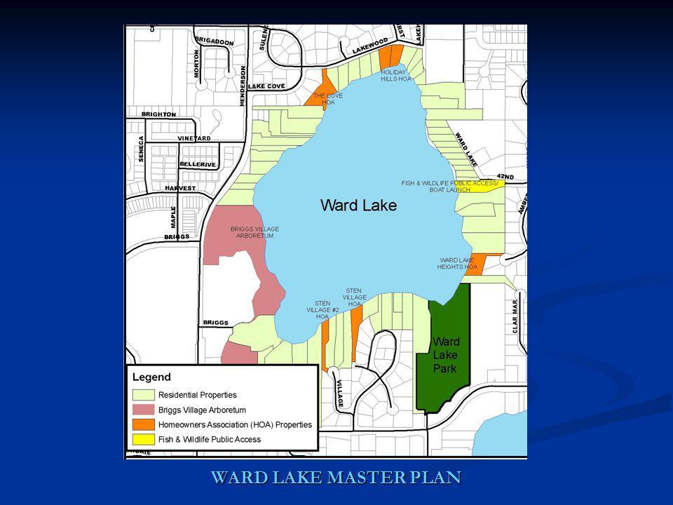 WARD LAKE MASTER PLAN