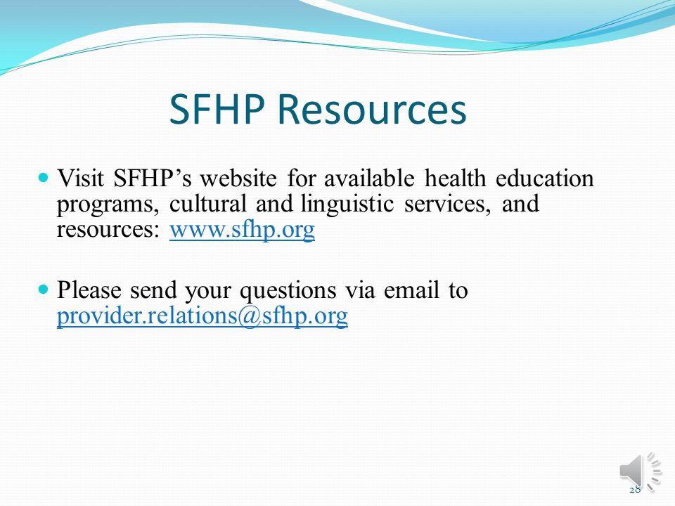 SHA Additional Resources SHA Provider Office Instruction Sheet SHA Behavioral Risk Topics SHA Pediatric Questions by Age Groups SHA Adult Questions by Age Groups All SHA additional resources are available through the DHCS website.