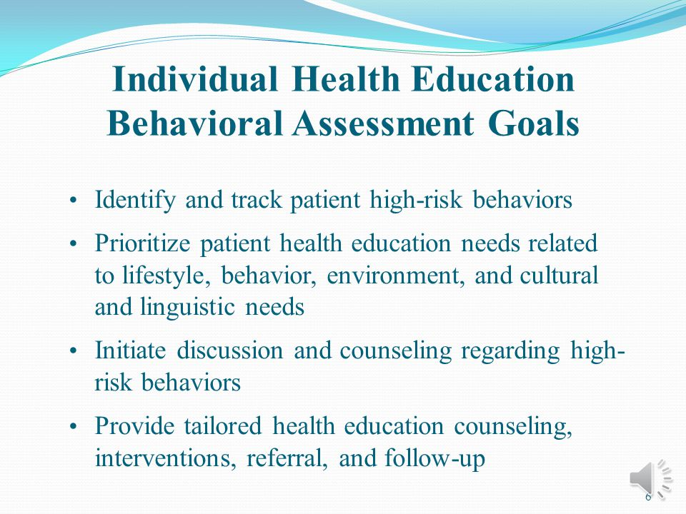 Alternative Assessment Tool Use of the SHA tool is strongly recommended Alternatives are permitted but require pre-approval by DHCS Submit request for approval to use alternative assessment tool through SFHP Any alternative assessments must be translated to the threshold languages of SFHP members (Spanish, Chinese, Vietnamese) and meet all the same standards as the SHA The American Academy of Pediatrics Bright Futures assessment has been pre-approved by DHCS as an alternative IHEBA.