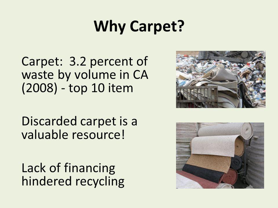 Why Carpet.