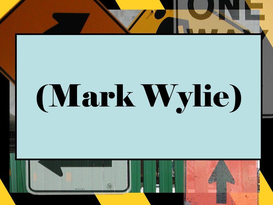 (Mark Wylie)