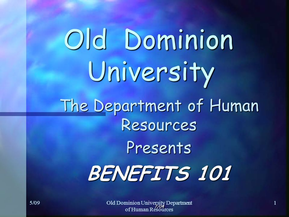 5/09Old Dominion University Department of Human Resources 12 Life Insurance (continued) Life Insurance (continued) Accelerated death benefit for terminal medical condition Accelerated death benefit for terminal medical condition Safety belt benefit Safety belt benefit Repatriation benefit Repatriation benefit Taxes on basic group life (if coverage exceeds $50,000, the excess of $50,000 may be considered imputed income and subject to taxes ) Taxes on basic group life (if coverage exceeds $50,000, the excess of $50,000 may be considered imputed income and subject to taxes )