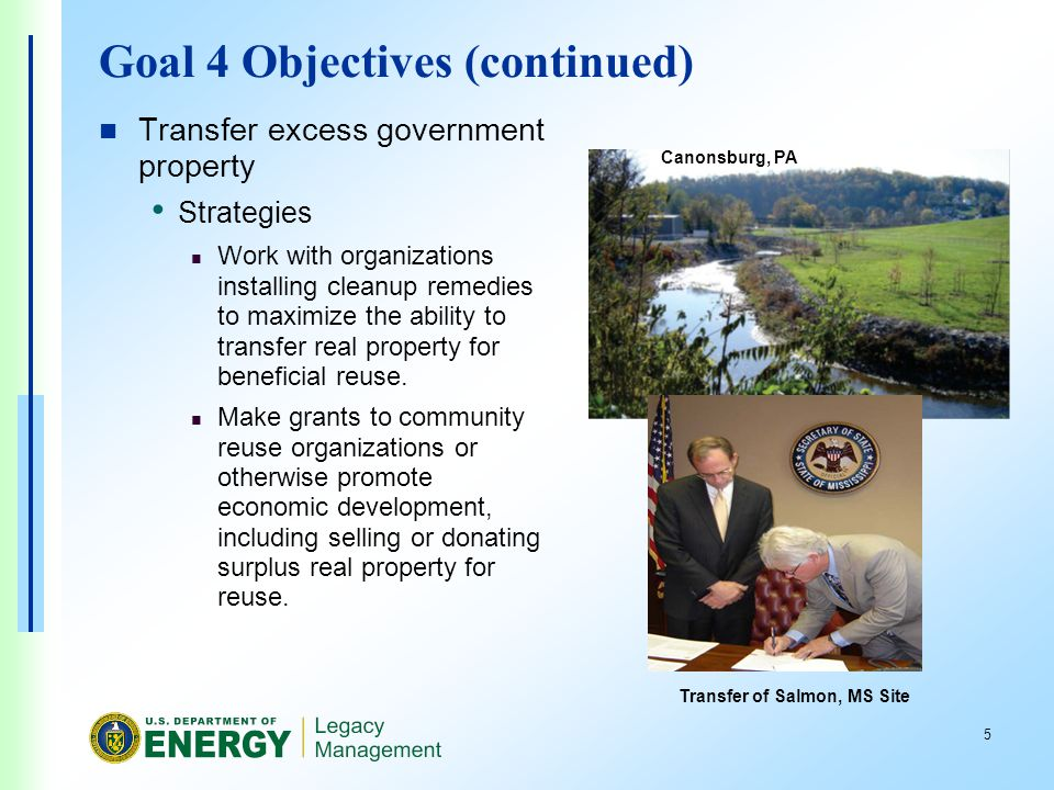 16 Difficulty Meeting Sustainability/LEED Goals Trash Treasure (Another Building that Counts Against LM) Riverview Technology Corporation Buildings, Grand Junction, CO Buildings are over 60 years old and have heating and cooling issues that appear to be irreparable.