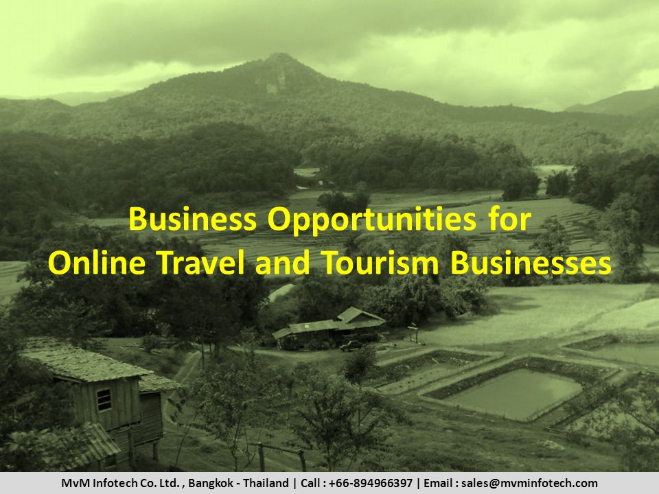 Opportunity – 1 Advertise your program, packages, accommodation, activities and travel services with MvMTravel Yearly Advertisement Plan with www.mvmtravel.com – 1 Listing Package : $50/-USD – 5 Listing Package : $100/- USD – 10 Listing Package : $250/- USD – 25 Listing Package : $500/- USD Details Benefits are available at www.mvmtravel.com/registerwww.mvmtravel.com/register MvM Infotech Co.