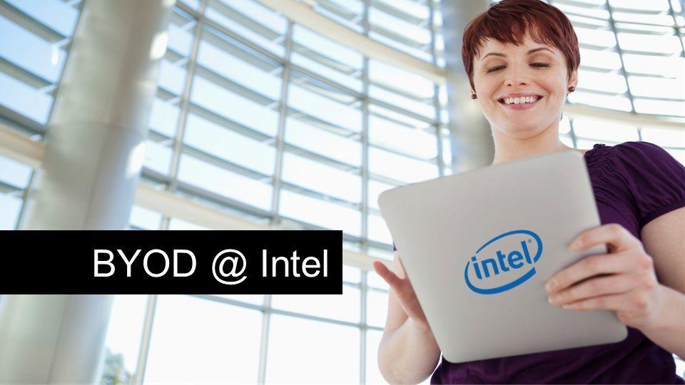 BYOD @ Intel
