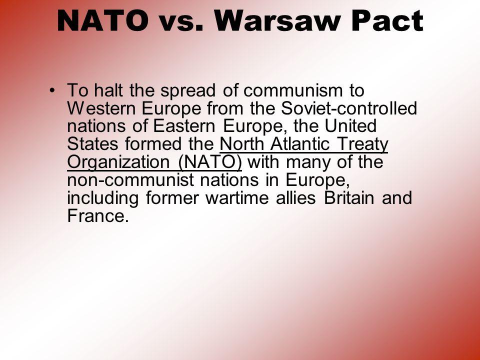 NATO vs.