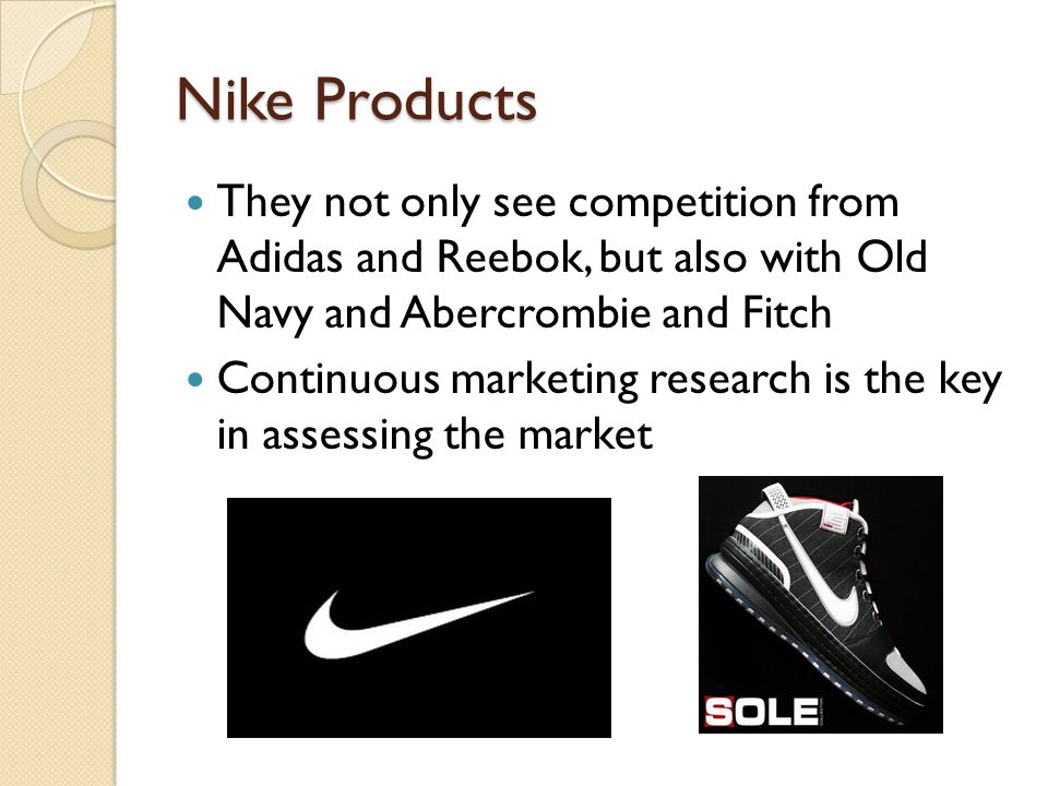 Nike Expansion Nike has success as a result of collaborating with other companies within the sports and fitness industry But at other times, Nike expanded into markets for which it is not strategically suited Nike has realized to initiate more aggressive programs to review product partnerships that are outside of its core basis of products