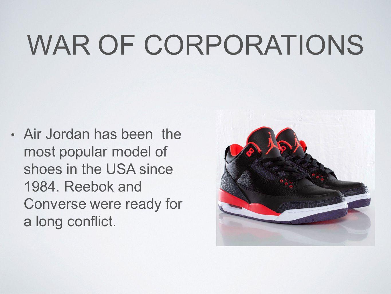 1989- AIR JORDAN 4 4th model of J s is still a good model of basketball shoes.