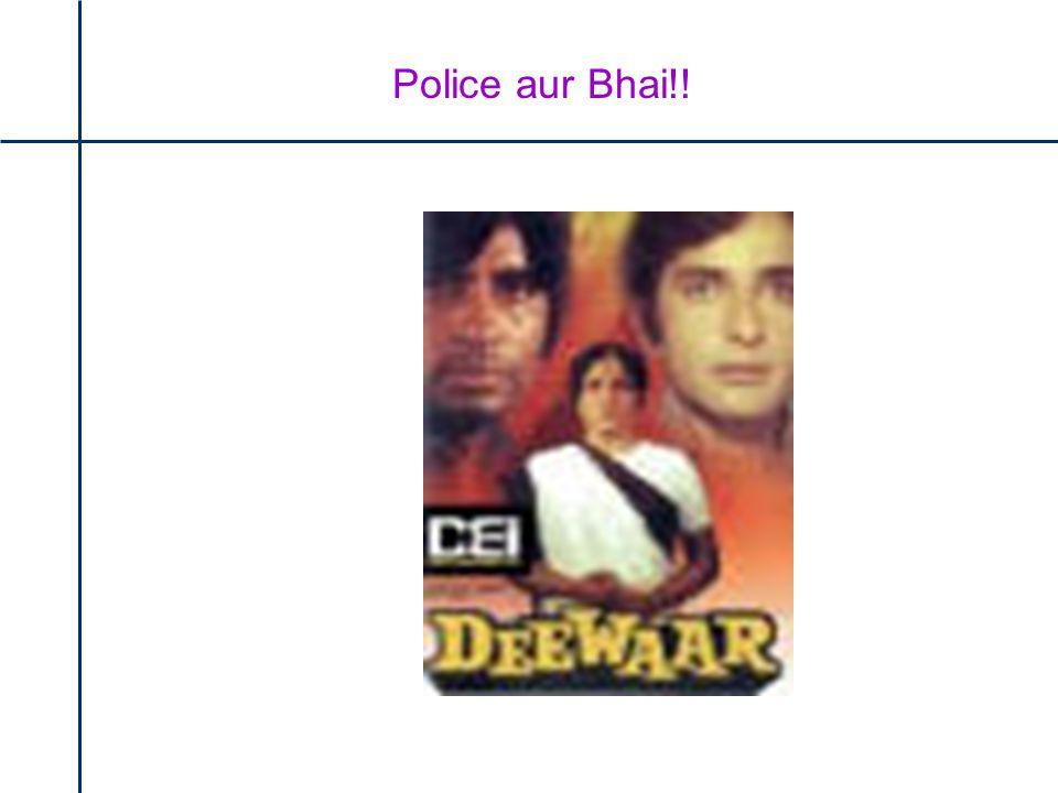 Police aur Bhai!!