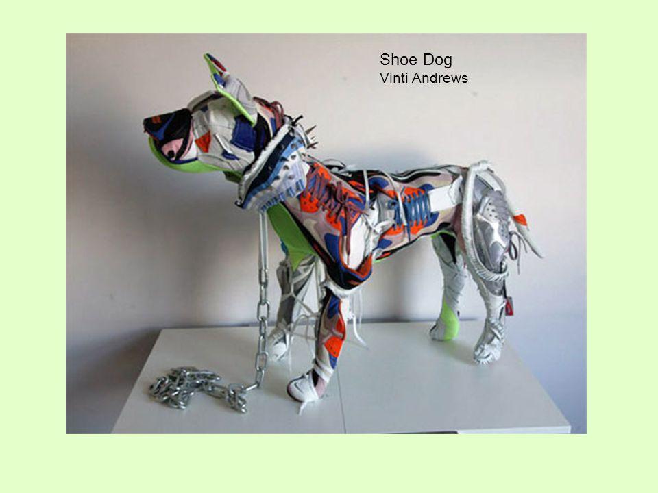 Shoe Dog Vinti Andrews