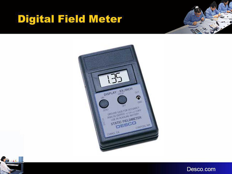 Digital Field Meter
