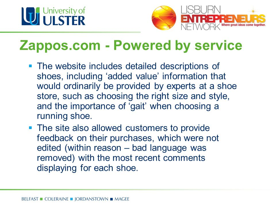 Optimise your site For users as well as search engines!