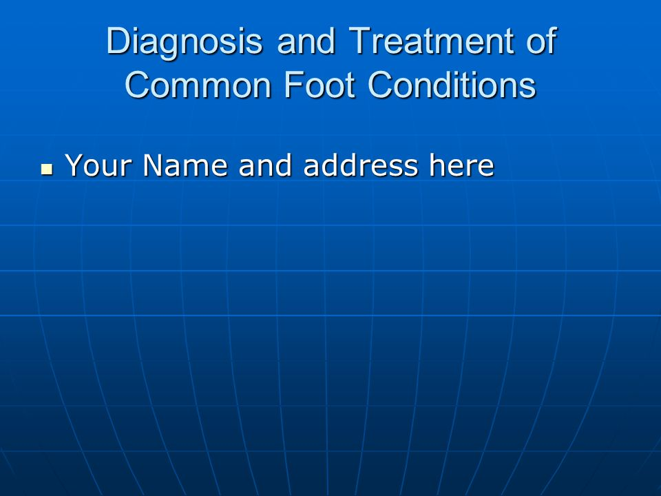 What is a Podiatrist.