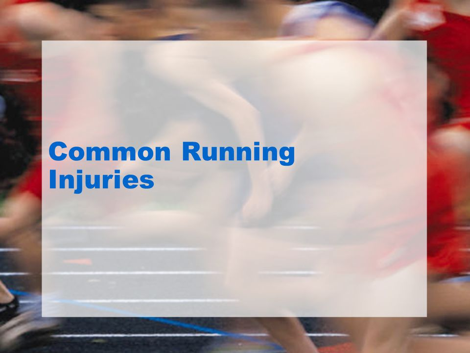 Sprains High Ankle Sprain (distal tib/fib sprain) –Swelling more proximal –Usually accompanies other sprains –Tender with rotation of foot –More severe sprain –Painful from midstance to pushoff –May need bracing to prevent DF