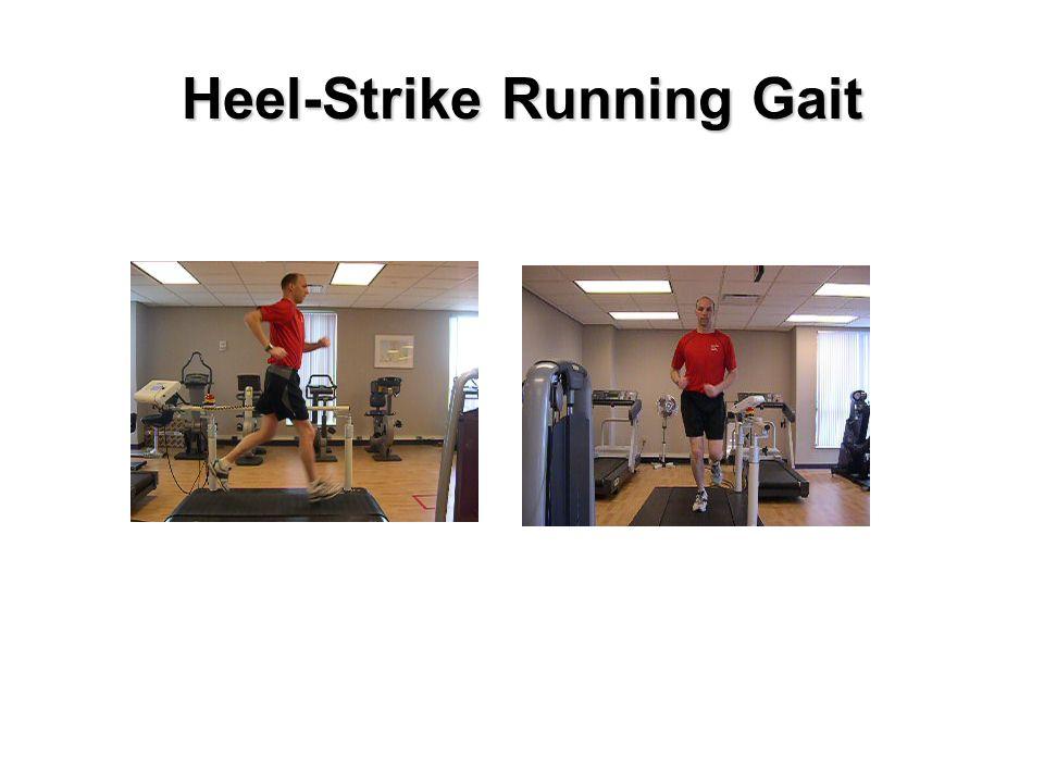 Heel-Strike Running Gait