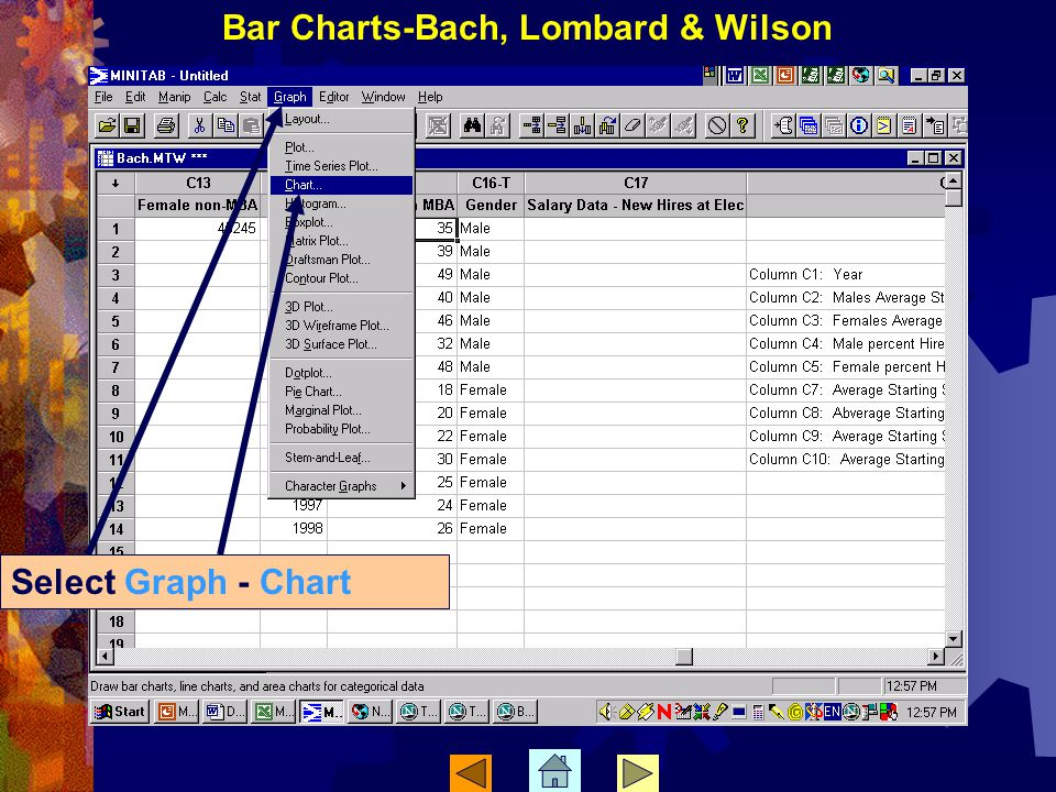 Select Graph - Chart