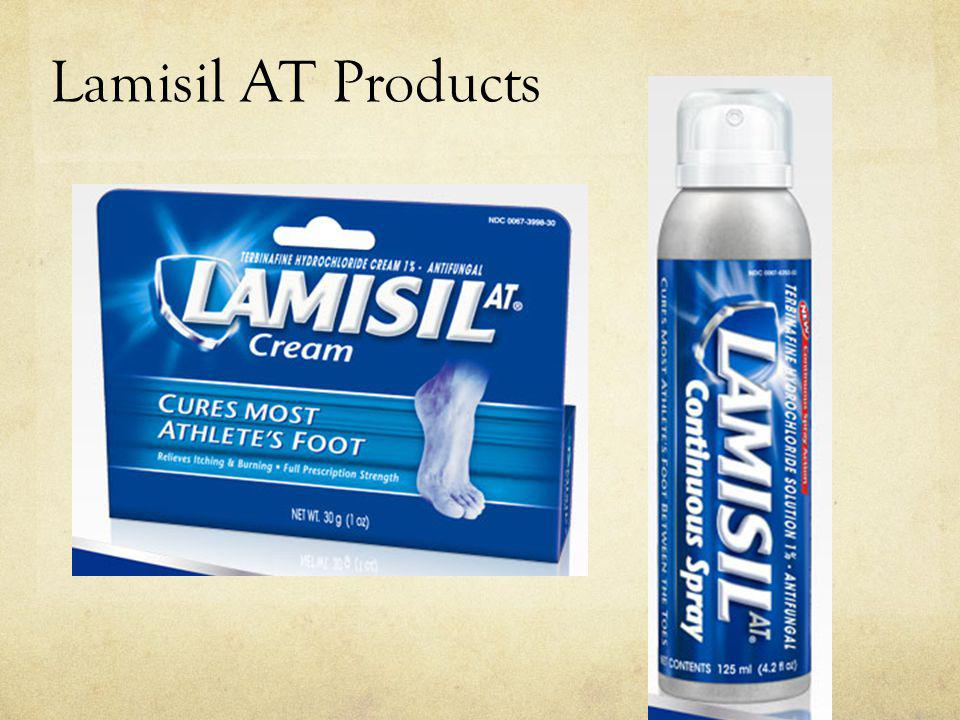 Lamisil AT Products