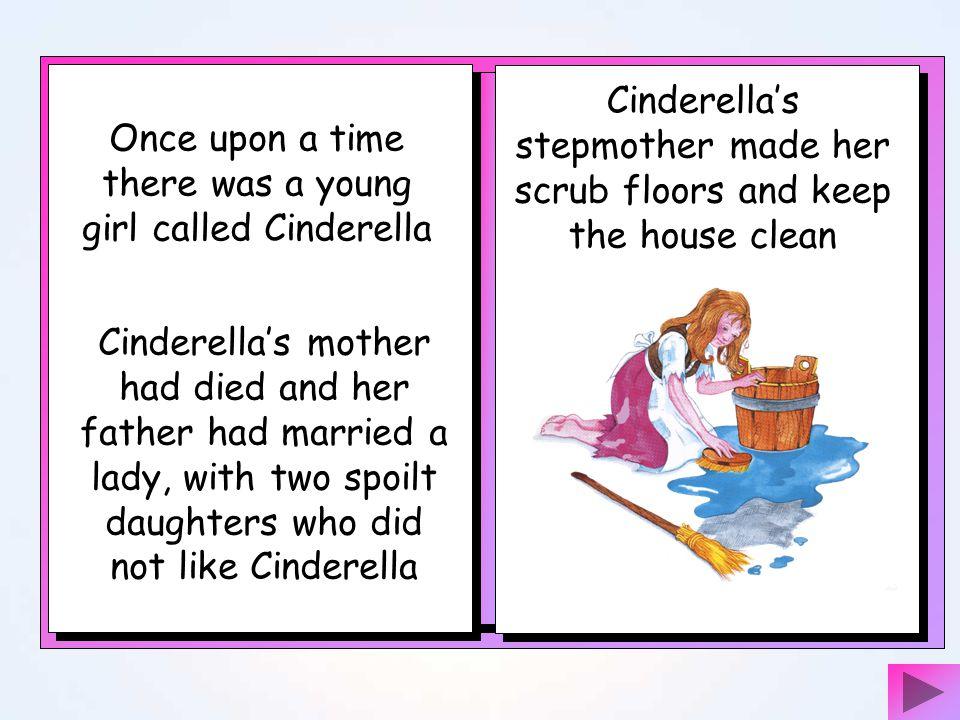 Cinderella Story retold by Bev Evans
