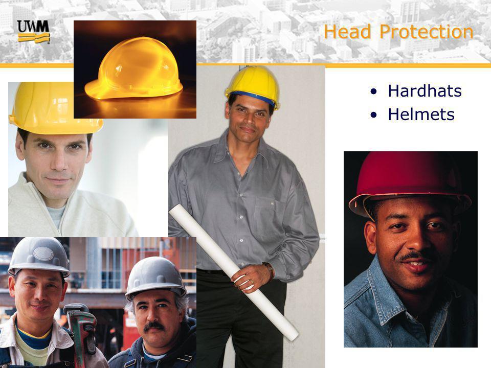 US&A (v. 2/07) Hardhats Helmets Head Protection