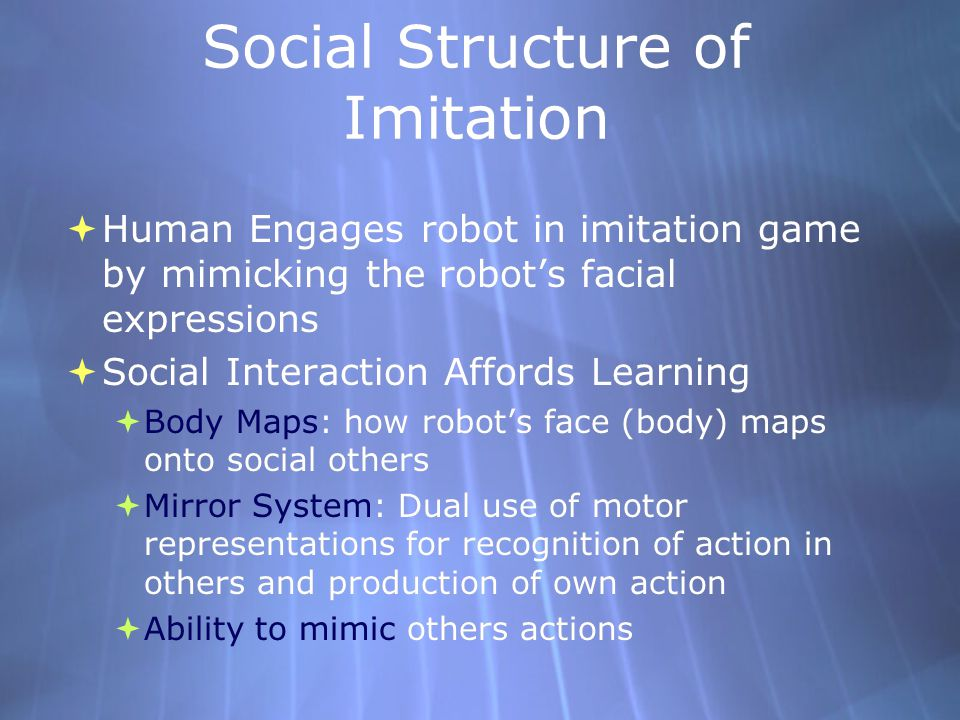 Development of Social Referencing Social Referencing (~12 mos) Understand meaning of affective signal from adult (~6 mos) Shared attention to understand referent of adult (~9 mos) Associate that appraisal with beliefs and memory (attitudes) toward that referent Interact with novel object accordingly Learn how to appraise novel objects (~18 mos) Social Referencing (~12 mos) Understand meaning of affective signal from adult (~6 mos) Shared attention to understand referent of adult (~9 mos) Associate that appraisal with beliefs and memory (attitudes) toward that referent Interact with novel object accordingly Learn how to appraise novel objects (~18 mos)