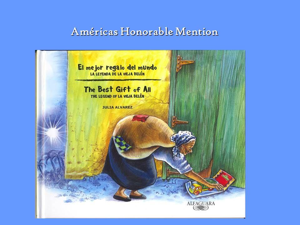 Américas Honorable Mention