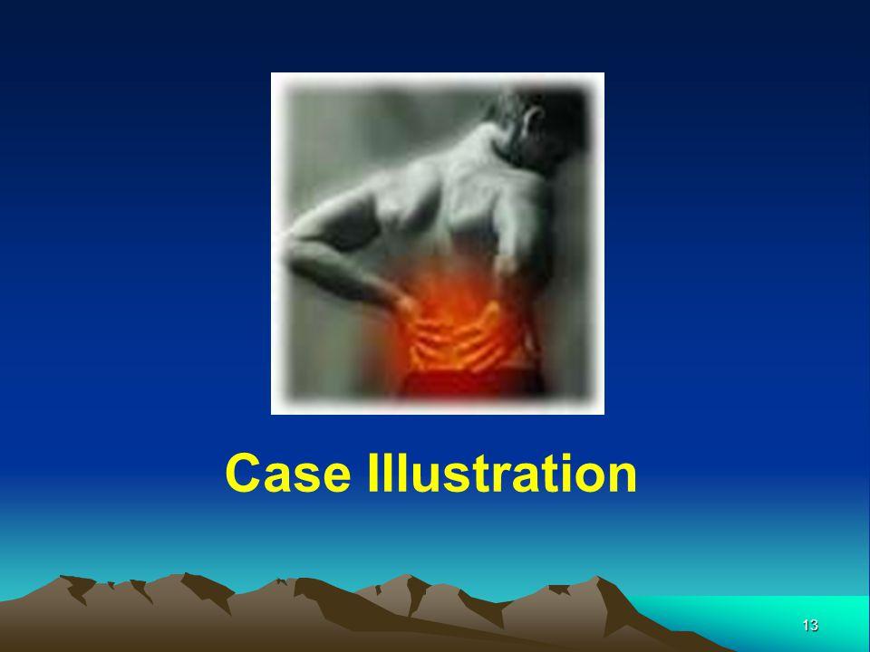 13 Case Illustration