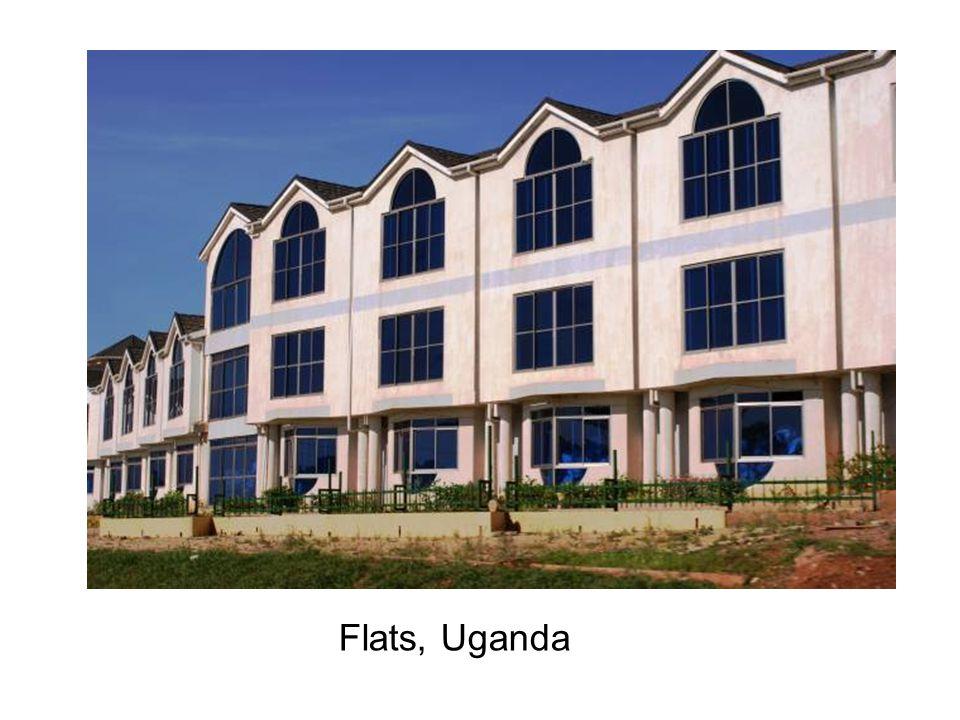 Flats, Uganda