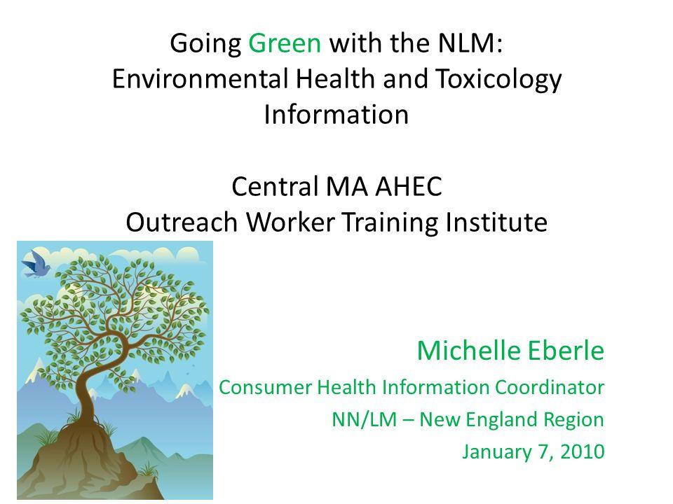 Where can teens learn about environmental health.