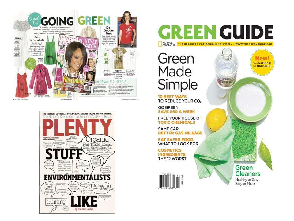Do you know 25 ways to go green?
