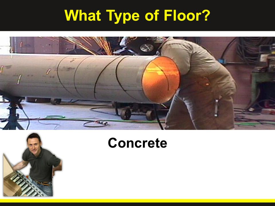 What Type of Floor Concrete