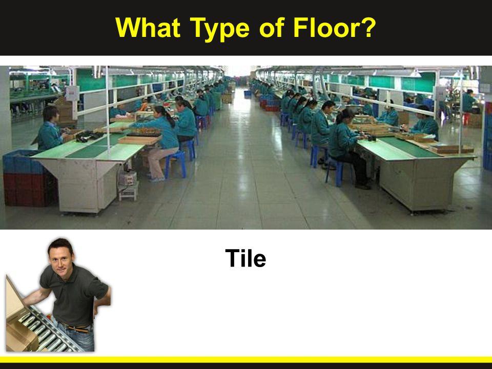 What Type of Floor? Concrete