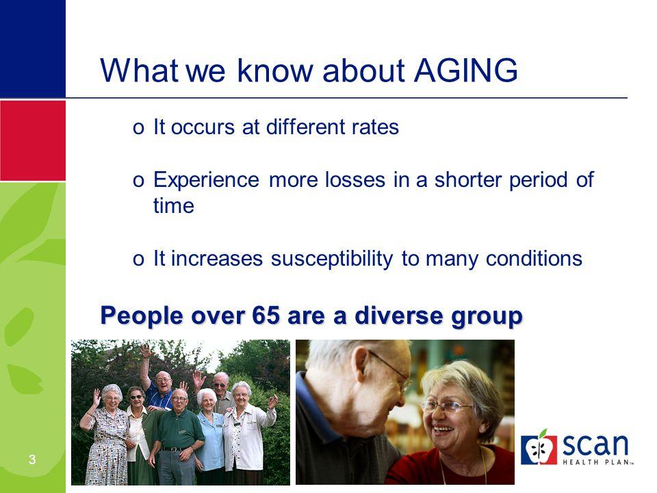4 Meet a Few SCAN Centenarians!!