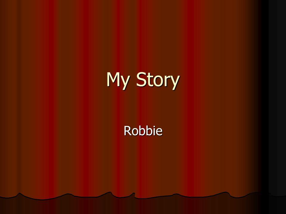 My story begins…….