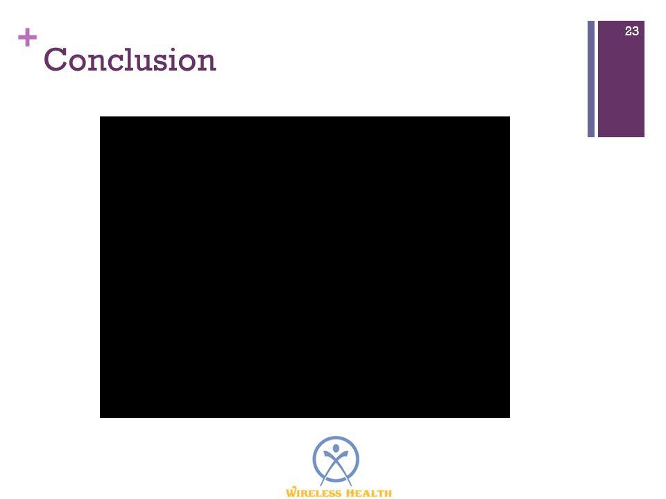 + Conclusion 23