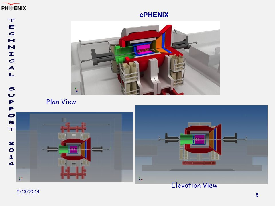 2/13/2014 8 ePHENIX Plan View Elevation View