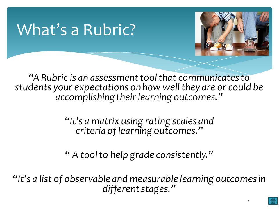 Rubric Library at Fresno: http://www.csufresno.edu/oie/assessment/rubric.shtml Example 13
