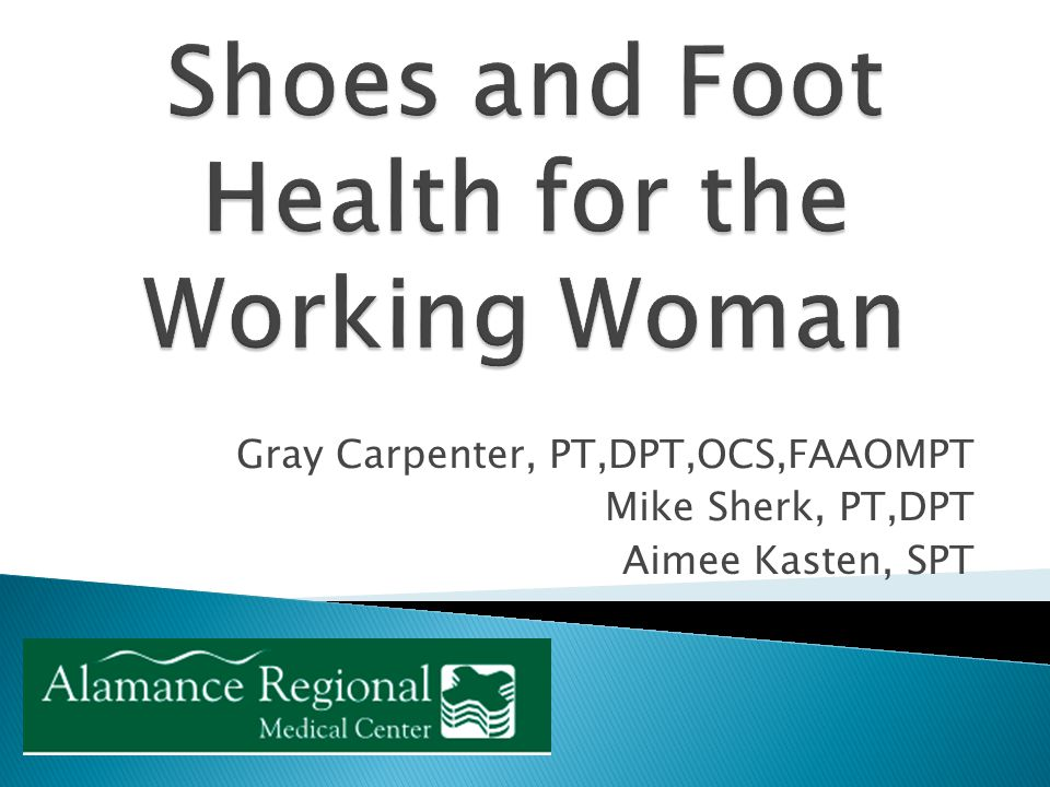 Determine what type of foot you have and how to shop for products to increase comfort Review different types of womens shoes Discuss how to avoid joint pain associated with certain shoe styles