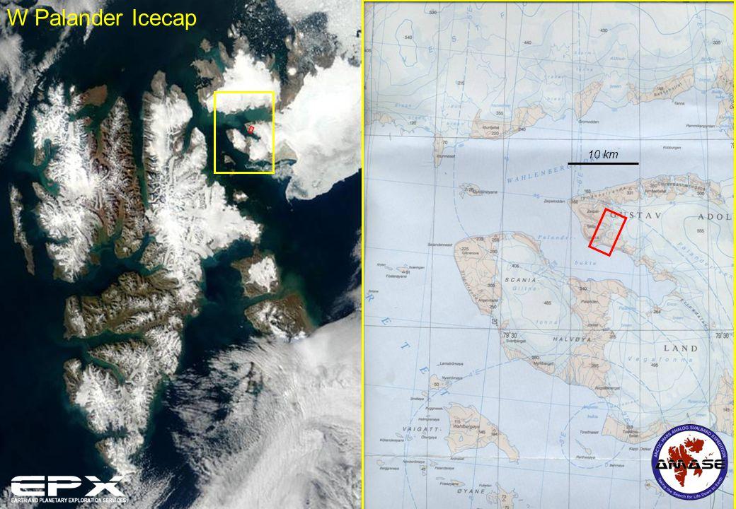 W Palander Icecap 10 km