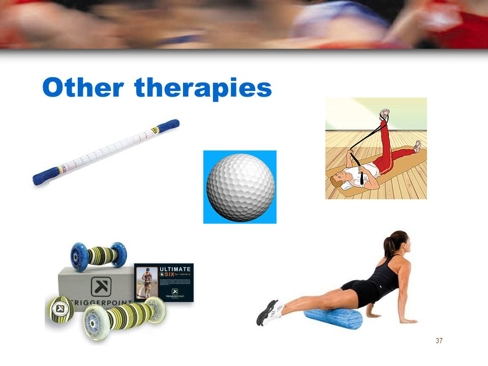 Other therapies 37