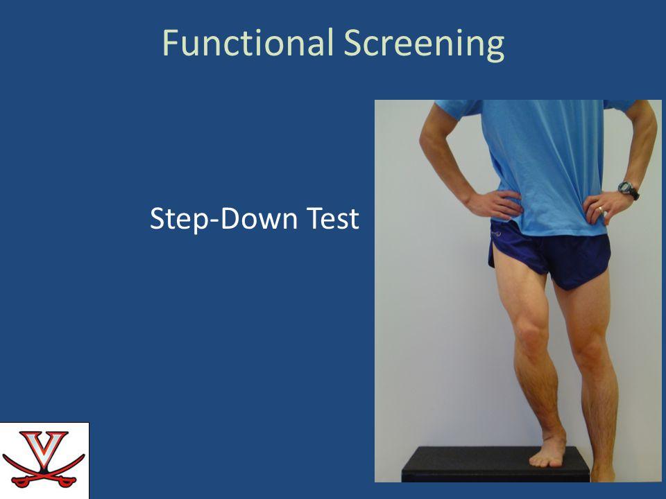 Functional Screening Step-Down Test