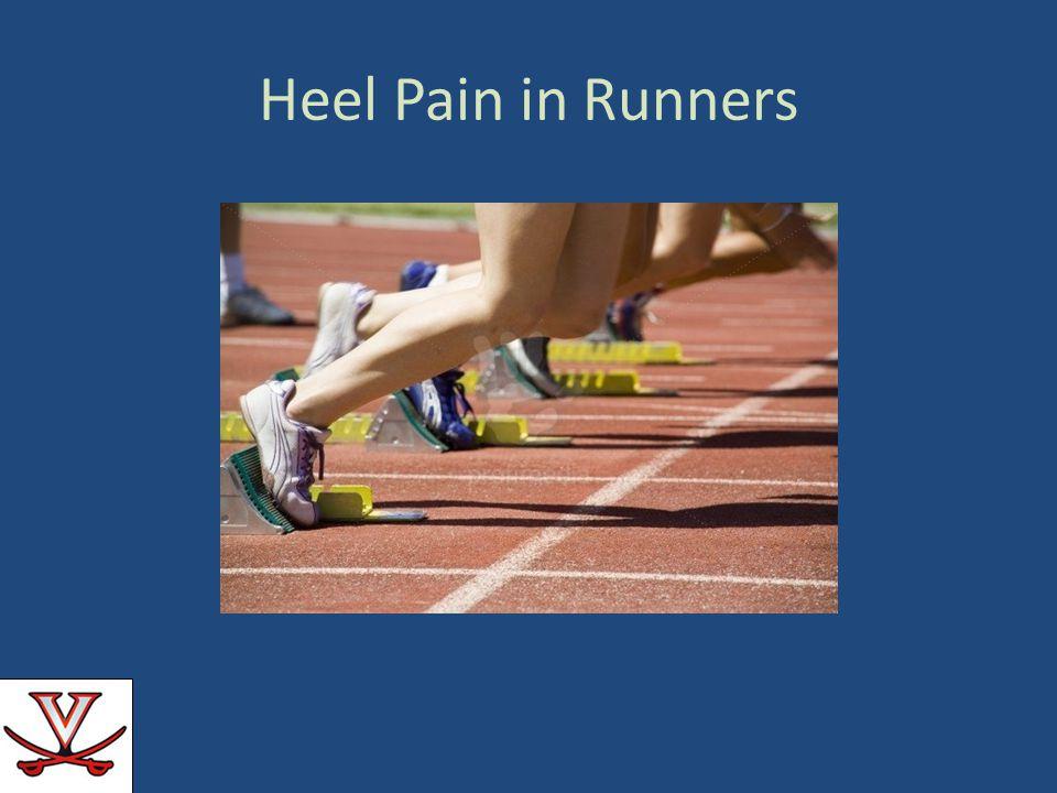Heel Pain in Runners