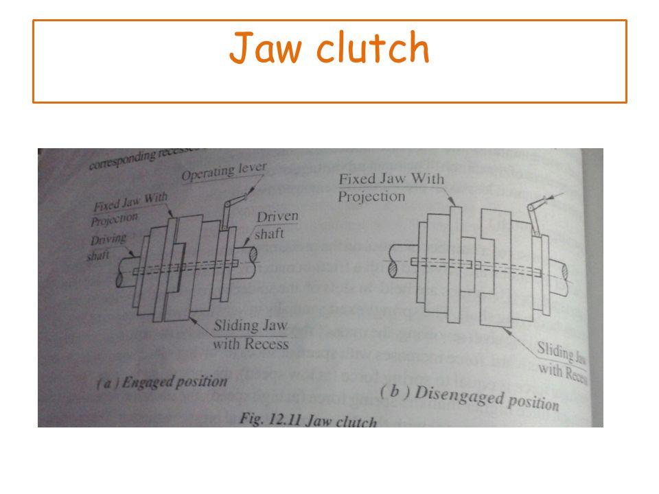 Jaw clutch