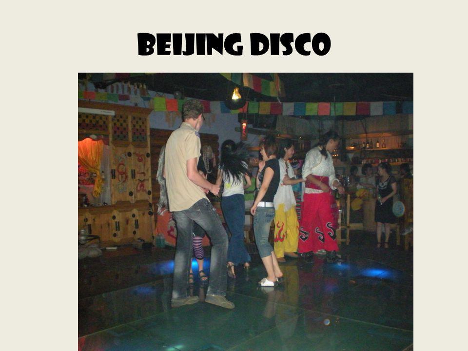 Beijing disco