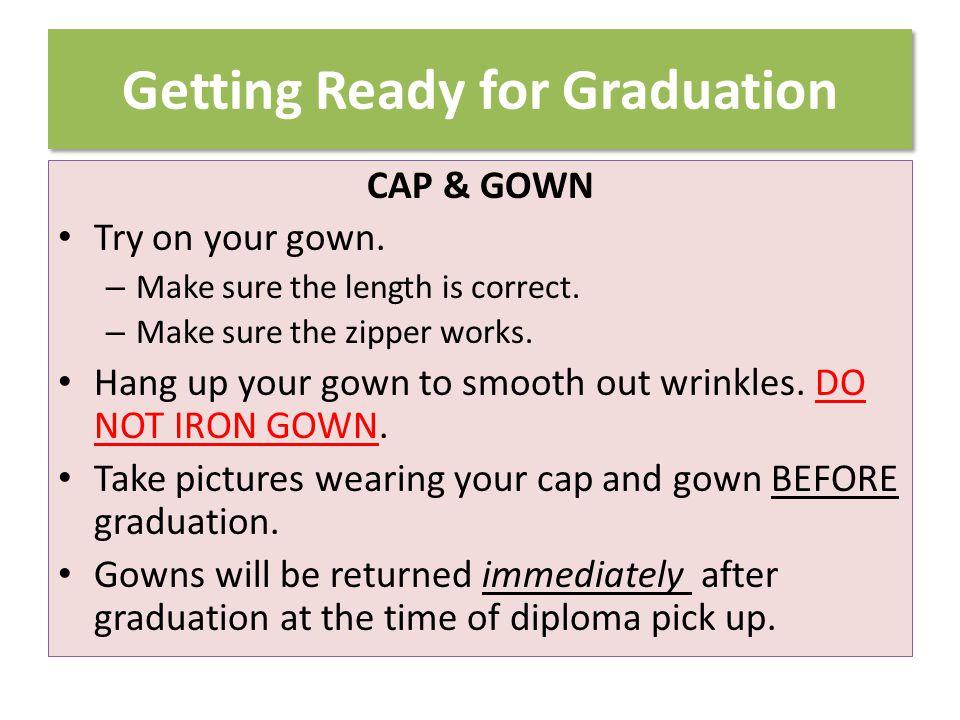 Graduation Dress Code Dress Code Young Men: Dress Pants (dark colored).